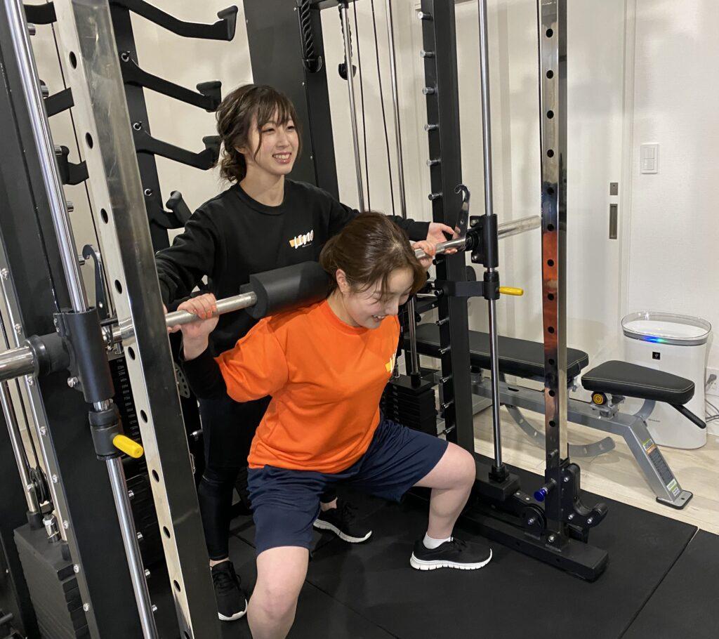 小池祥子トレーナープロフィール写真